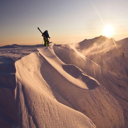 skier Tatry