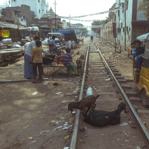 India, Vrindavan