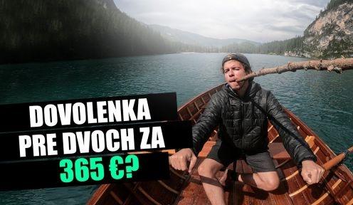 Tyzden v Dolomitoch za 365eur